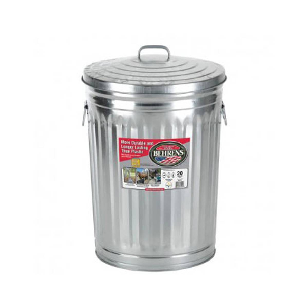 Shop Garbage Cans, Trash Cans and Waste Baskets
