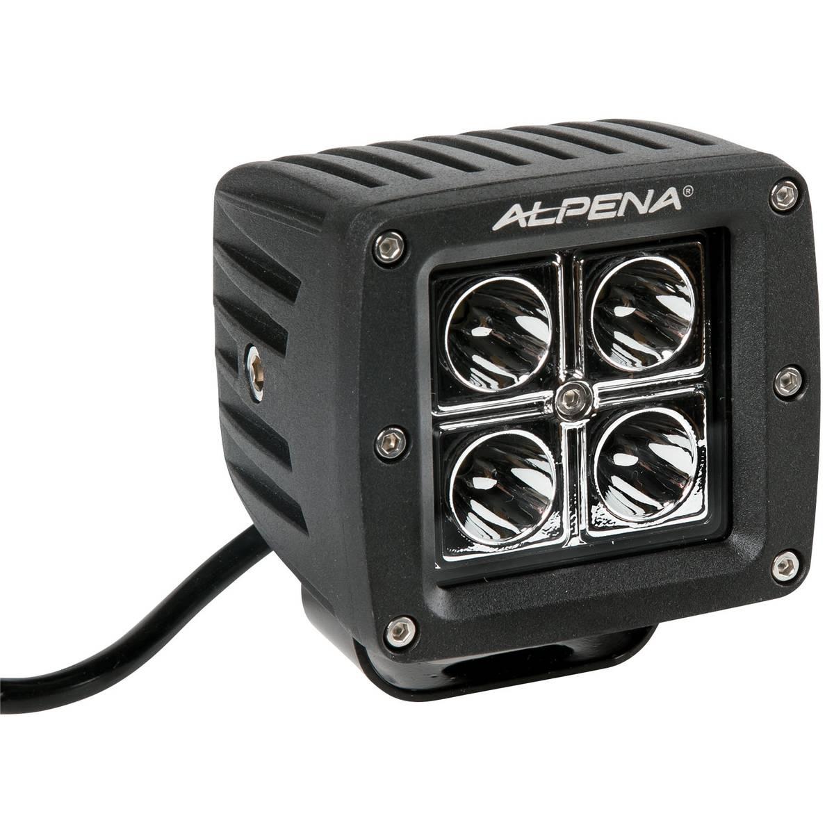 Erfreut Alpena Led Lights Installation Bilder - Schaltplan Serie ...