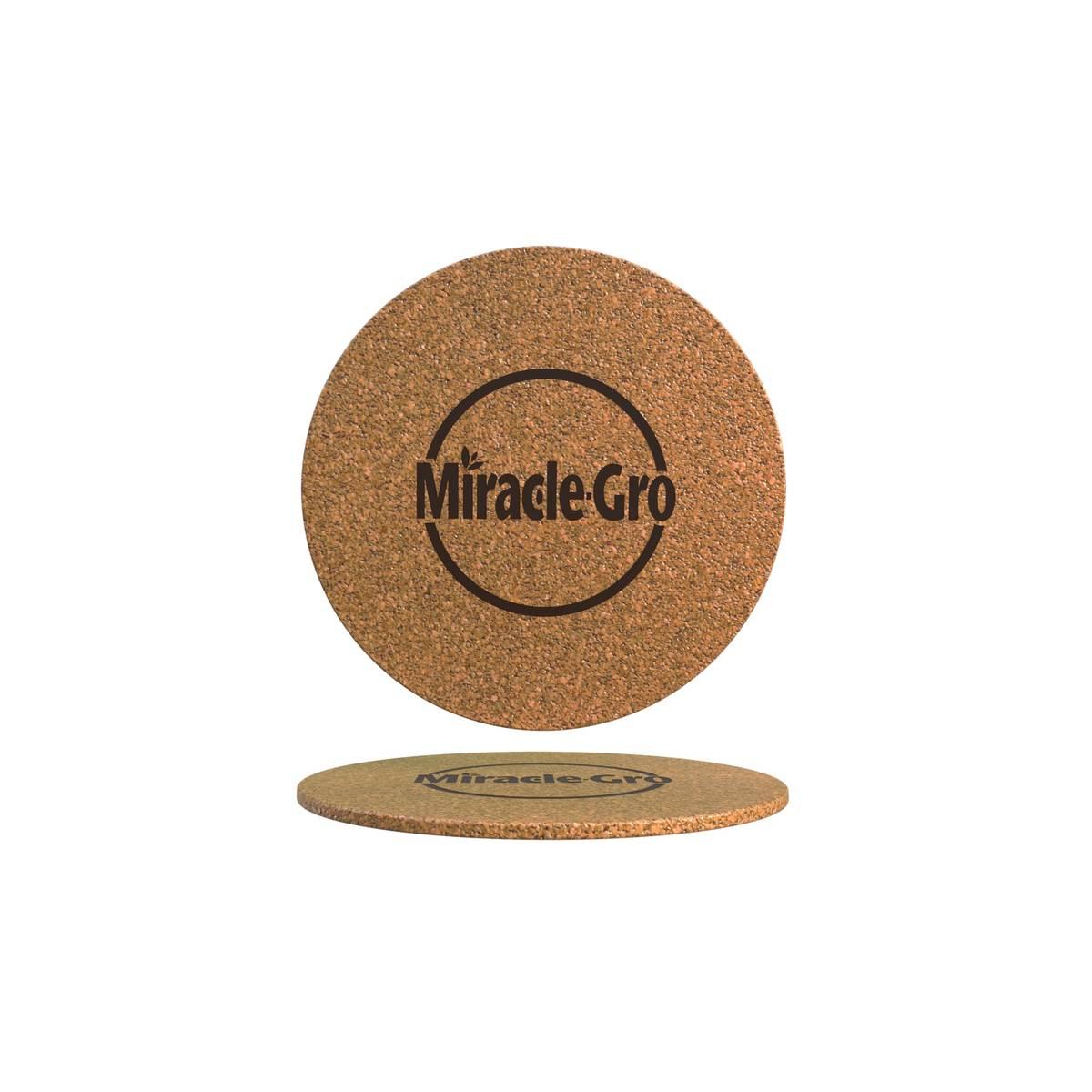 Miracle - Gro Cork Saucer