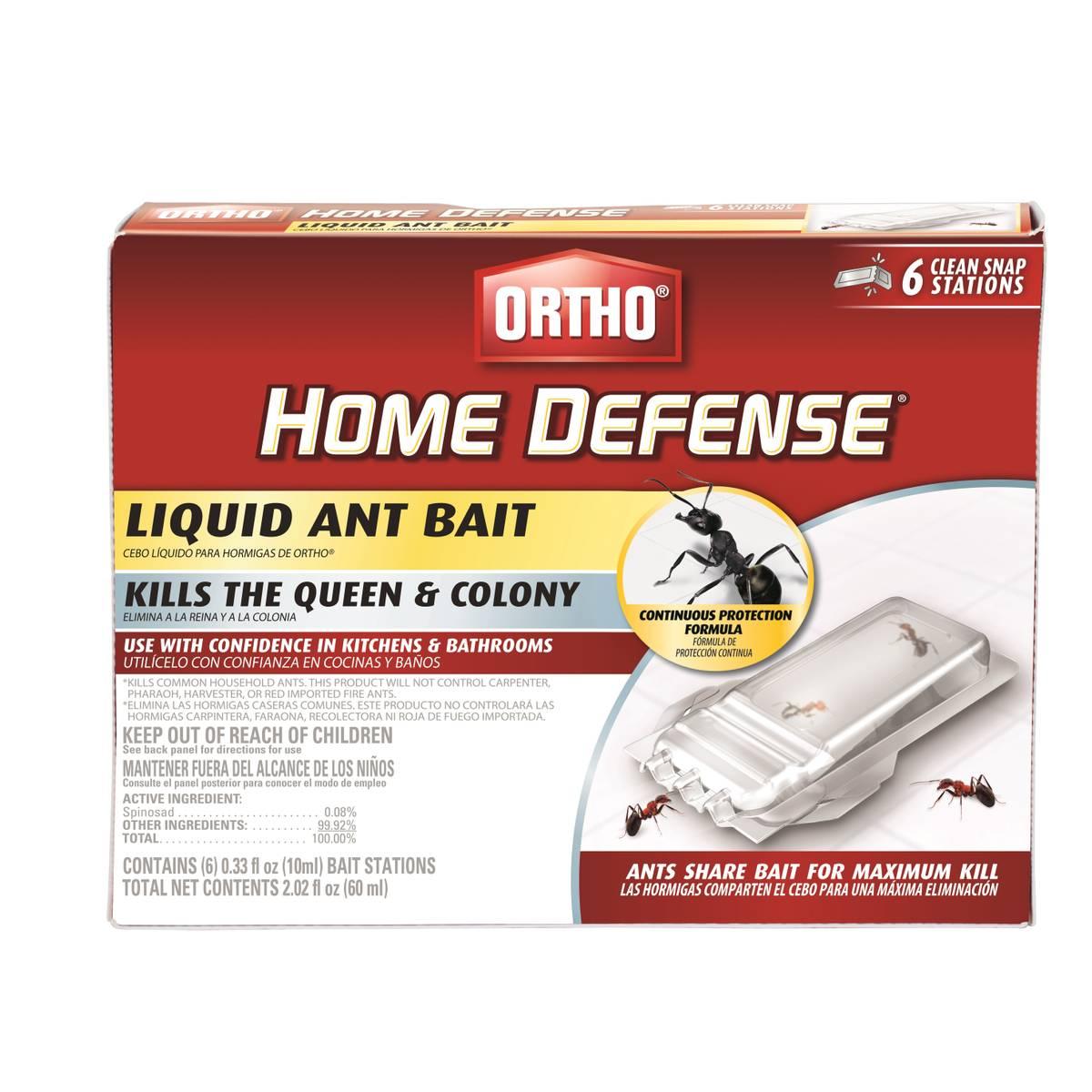 Ortho Home Defense Liquid Ant Bait
