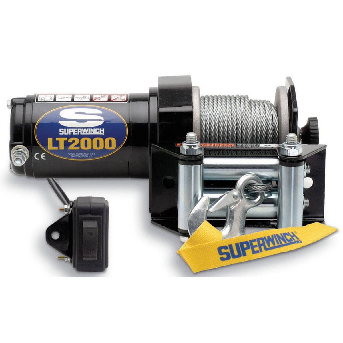 Superwinch 12-Volt ATV Winch