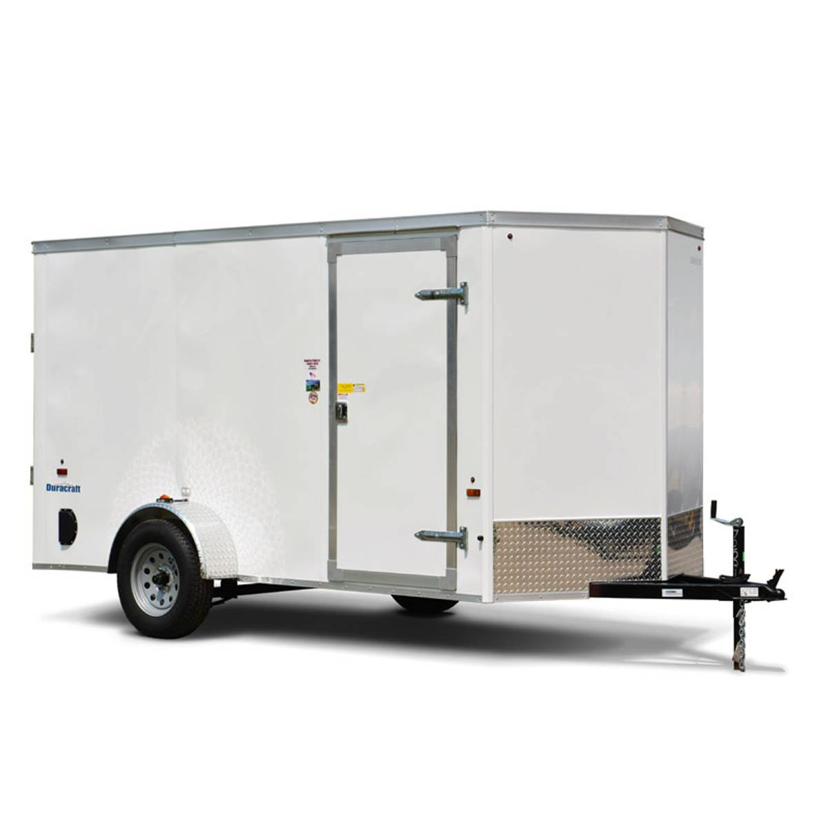 Duracraft 12\' Enclosed Trailer