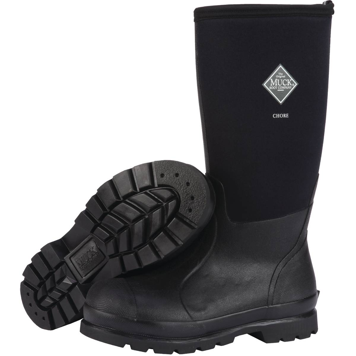 Bathroom scales boots - The Original Muck Boot Company Men 39 S Hi Chore Waterproof Insulated Rubber Work