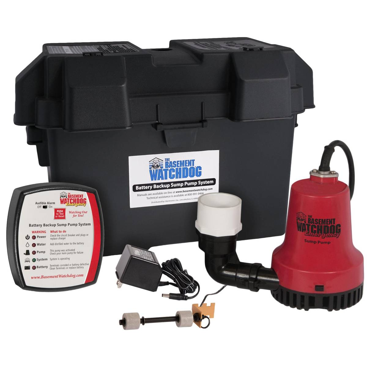 Best sump pump backup system - Share This