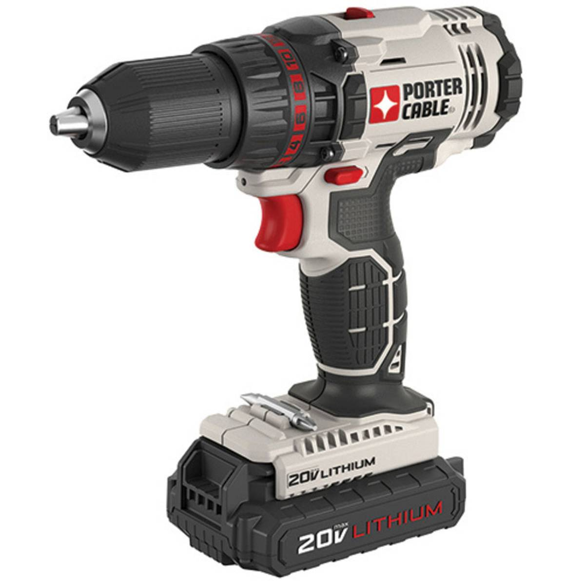 "Porter-Cable 20V Max 1/2"" Drill Driver Kit"
