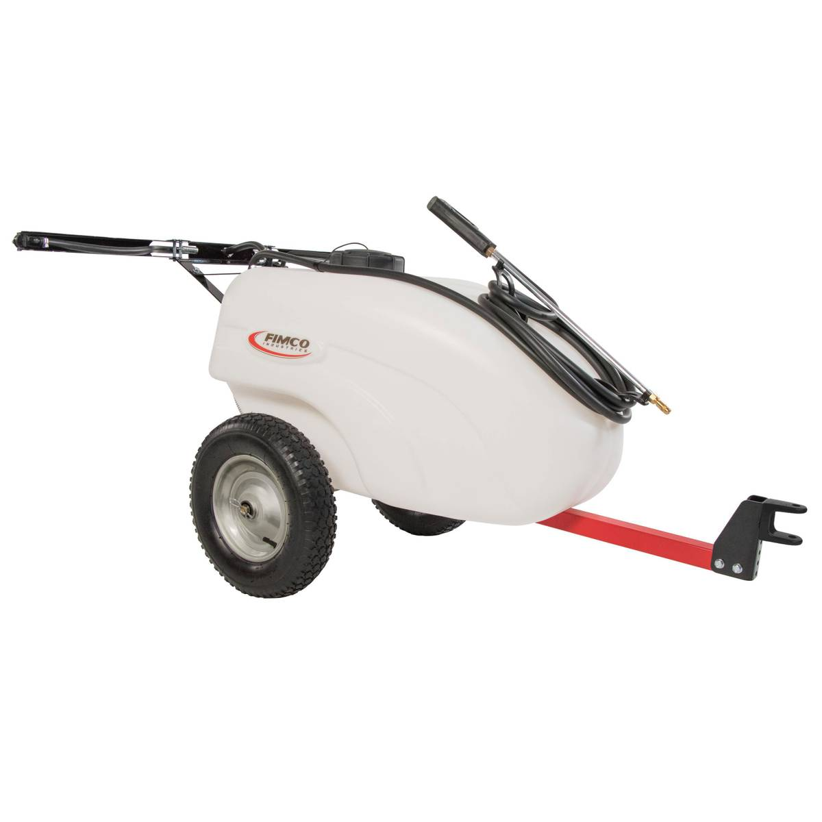 Fimco 30 Gallon Trailer Sprayer