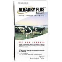 Zoetis Albadry Plus Mastitis Treatment from Blain's Farm and Fleet
