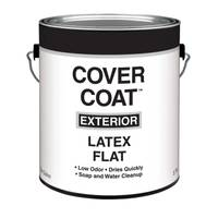 Cover Coat Exterior Flat Latex House Paint from Blain's Farm and Fleet