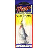 Mepps Silver Comet Minnow Fishing Lure from Blain's Farm and Fleet