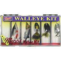 Mepps Walleye Fishing Lure Kit from Blain's Farm and Fleet
