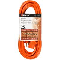 Woods 14 Gauge Outdoor Round Vinyl Extension Cord from Blain's Farm and Fleet