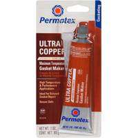 Permatex Ultra Copper Maximum Temperature RTV Silicone Gasket Maker from Blain's Farm and Fleet
