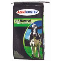 Agrimaster 1:1 Livestock Mineral from Blain's Farm and Fleet