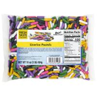 Blain's Farm & Fleet Licorice Pastels from Blain's Farm and Fleet