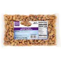 Blain's Farm & Fleet Whole Salted Cashews from Blain's Farm and Fleet