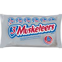 3 Musketeers Candy Bar 6-Pack from Blain's Farm and Fleet