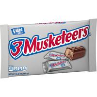 3 Musketeers Fun Size Candy Bars from Blain's Farm and Fleet