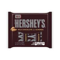 Hershey's 6-Pack Almond Candy Bars from Blain's Farm and Fleet