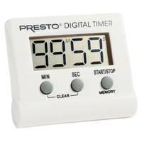 Presto Electronic Digital Timer from Blain's Farm and Fleet