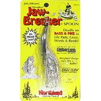Northland Fishing Tackle Silver Shiner Jawbreaker Spoon Fishing Lure from Blain's Farm and Fleet