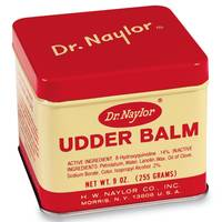 Dr. Naylor Udder Balm 9 oz from Blain's Farm and Fleet