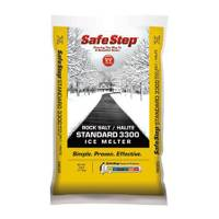 Safe Step Halite Rock Salt Standard 3300 Ice Melter from Blain's Farm and Fleet
