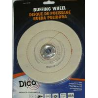 Dico Cushion Sewn Buffing Wheel from Blain's Farm and Fleet