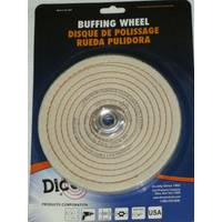 Dico Spiral Sewn Buffing Wheel from Blain's Farm and Fleet