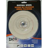 Dico Canton Flannel Buffing Wheel from Blain's Farm and Fleet