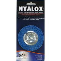 Dico Nyalox Fine Wheel Brush from Blain's Farm and Fleet