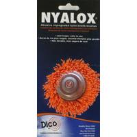 Dico Nyalox Medium Cup Brush from Blain's Farm and Fleet