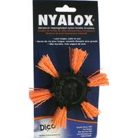 Dico Nyalox Medium Flapwheel Brush from Blain's Farm and Fleet
