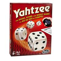 Hasbro Yahtzee Game from Blain's Farm and Fleet