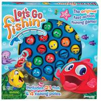 Pressman Lets Go Fishin' Game from Blain's Farm and Fleet
