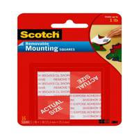 Scotch Removable Mounting Tape from Blain's Farm and Fleet