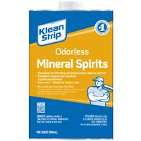 Klean-Strip Odorless Mineral Spirits 1 Qt from Blain's Farm and Fleet