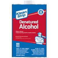Klean-Strip Denatured Alcohol 1 Qt from Blain's Farm and Fleet