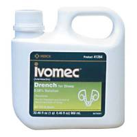 Merial Ivomec Sheep Drench Wormer from Blain's Farm and Fleet