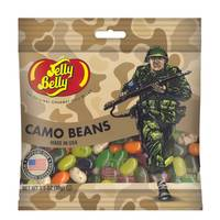 Jelly Belly Freedom Fighter Camo Jelly Beans from Blain's Farm and Fleet