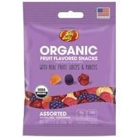 Jelly Belly Organic Fruit Flavored Snacks from Blain's Farm and Fleet