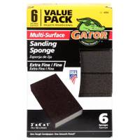 Gator Sanding Sponges - 6 Pack from Blain's Farm and Fleet