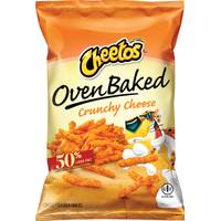 Cheetos Oven Baked Crunchy Cheese Snacks from Blain's Farm and Fleet