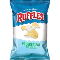 Ruffles Original Reduced Fat Potato Chips from Blain's Farm and Fleet
