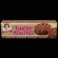 Little Debbie Fudge Rounds from Blain's Farm and Fleet