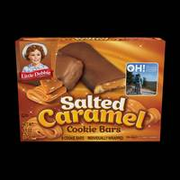Little Debbie Salted Caramel Cookie Bars from Blain's Farm and Fleet