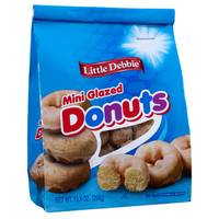 Little Debbie Glazed Mini Donuts from Blain's Farm and Fleet