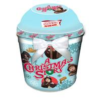 Gourmet Select A Christmas Story Holiday Gift Tin with Snack Bowl Lid from Blain's Farm and Fleet
