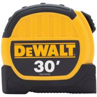 DEWALT 30' Tape Measure from Blain's Farm and Fleet