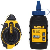 DEWALT 3:1 Chalk Reel with Blue Chalk from Blain's Farm and Fleet