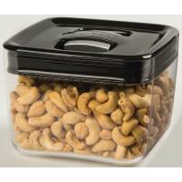 Blain's Farm & Fleet Cashews in Acrylic Jar w/Snap Lid from Blain's Farm and Fleet